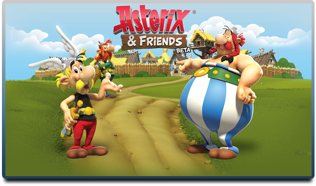 Axterix-friends