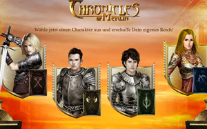 Chronicles of Merlin